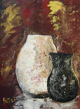 Pottery Still Life by Patsi Stafford