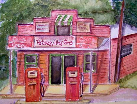 Pottesville Gro. by Belinda Lawson