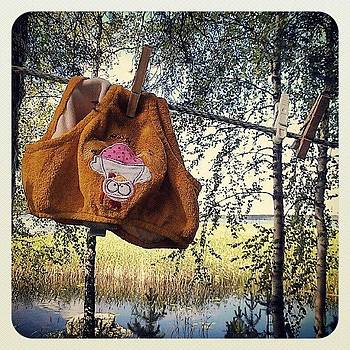 Pottytraining In The Wilderness by Luise Sommer
