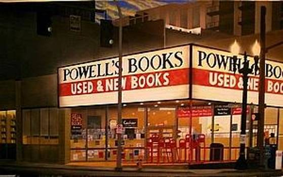 Powells Books by Paul ONeill