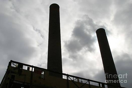 Power Plant by James Thomas