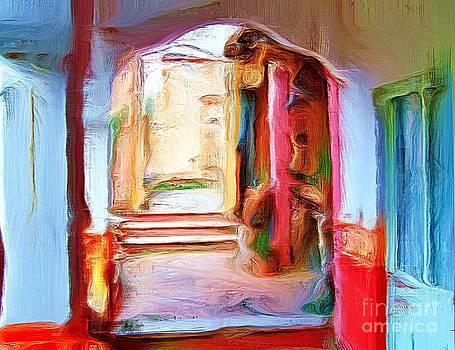 Pozos Interior by John  Kolenberg