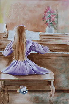 Practice Makes Perfect by Patsy Sharpe