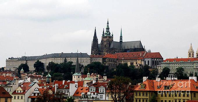 Pravine Chester - Prague Castle