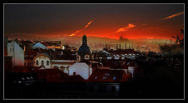 Prague  by Petr Nikl