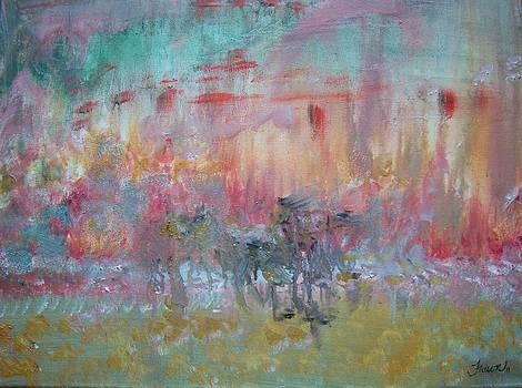 Prairie Ponies by Fawn Whelahan