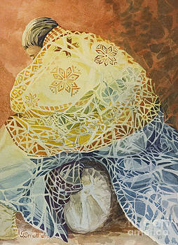 Prayer Shawl by Judith A Smothers