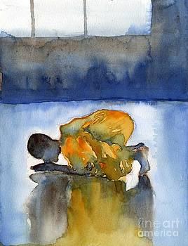 Prayer by Tania Vasylenko