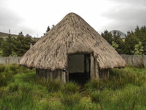 Pre Historic Round House by Ralph Brannan