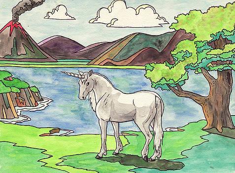 Crista Forest - Prehistoric Unicorn