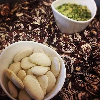 Pretty #beans by Bella Guzman