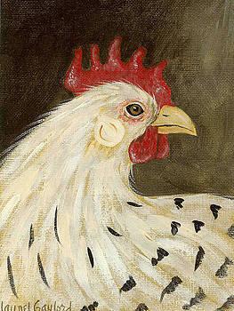 Pretty Chicken by Laurel Porter-Gaylord