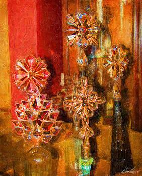 Diana Haronis - Pretty Glass Bottles