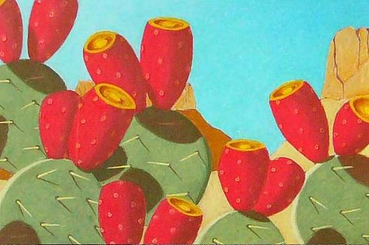 Prickly Pear by John  Turner