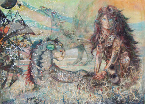 Primal Mother by Ashlin