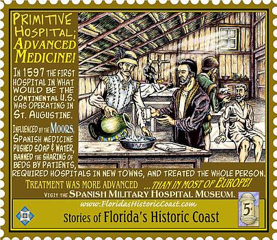 Primitive Hospital Advanced Medicine by Warren Clark