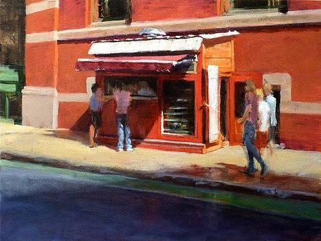 Prince Street Coffee by Peter Salwen