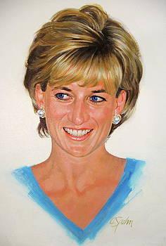 Cliff Spohn - Princess Diana