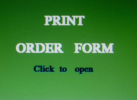 Print Order Form  by Serenity Sights And Sounds