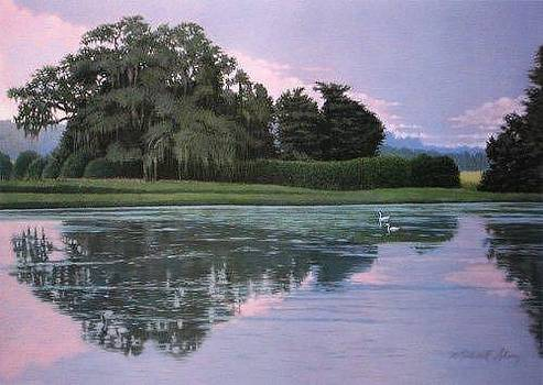 PRINT Southern Tranquility by Michael Story