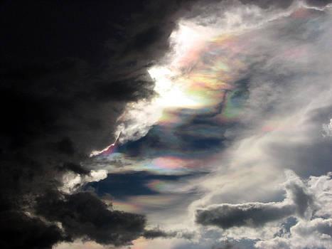 Prismatic Sky by John Michael Sudol