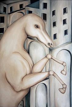 Prisoner 2010  by Simona  Mereu