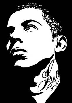 Professor Green by Siobhan Bevans