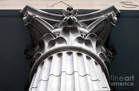 Proud Pillar by Dan Holm