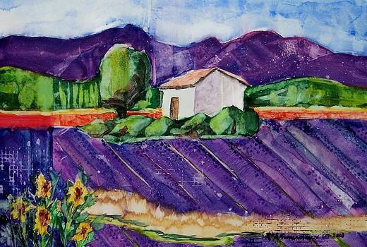 Provence by Regina Ammerman
