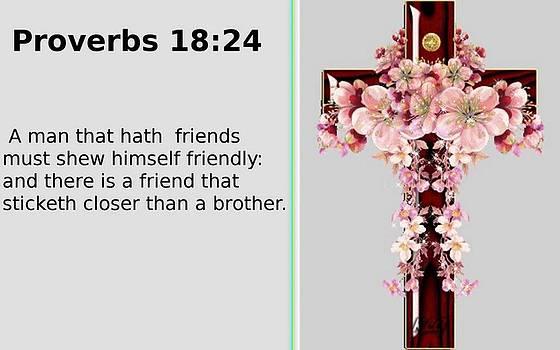 Ricky Jarnagin - Proverbs 18 24