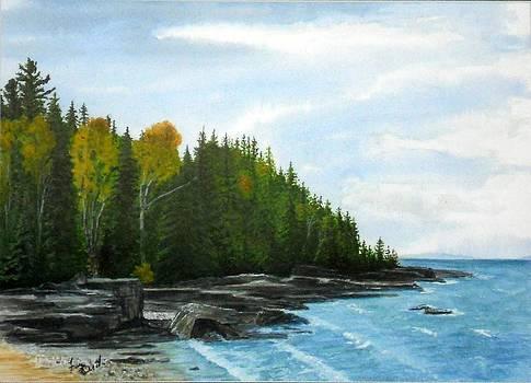 Providence Bay by Fay Reid