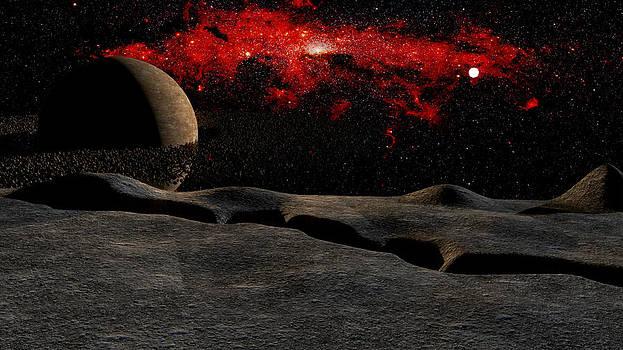 Proxima X by Andre Deherrera