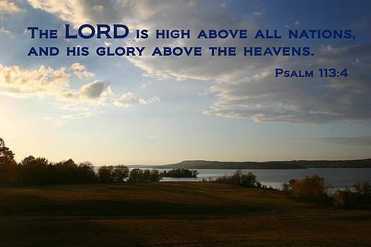 Nina Fosdick - Psalm 113 4