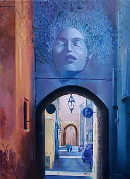 Psyches Peirata by Alessandro Fantini