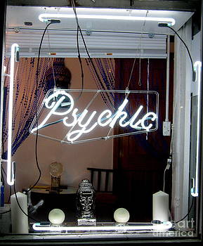 Psychic by Maria Scarfone
