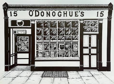 Pub in Dublin by Ben Gormley