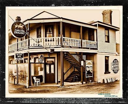 Pub by James  Dierker