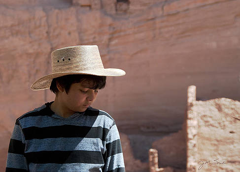 Julie Magers Soulen - Pueblo Boy