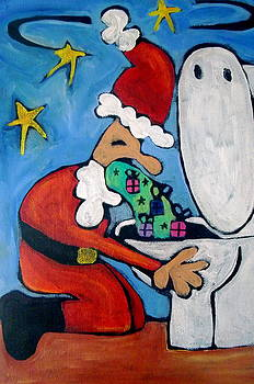 Pukin Up Christmas by Carla MacDiarmid