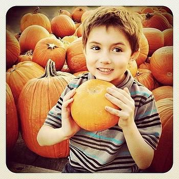 #pumpkin #halloween #earlybird by Robyn Montella