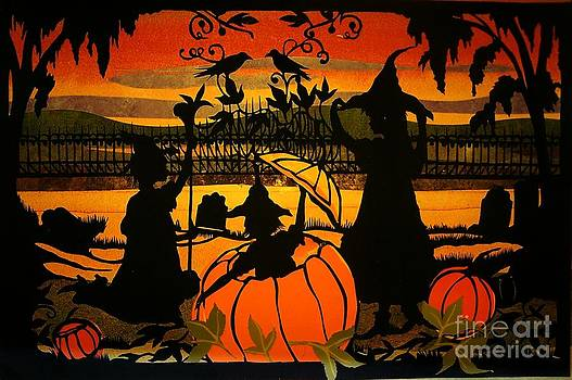 Pumpkin Surprise by Nancy Michalak