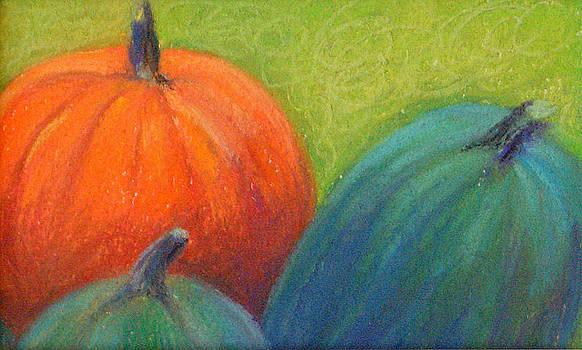 Pumpkins by Lisa Dionne