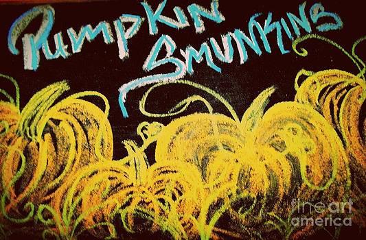 Pumpkins Smunkins by Jackie Bodnar