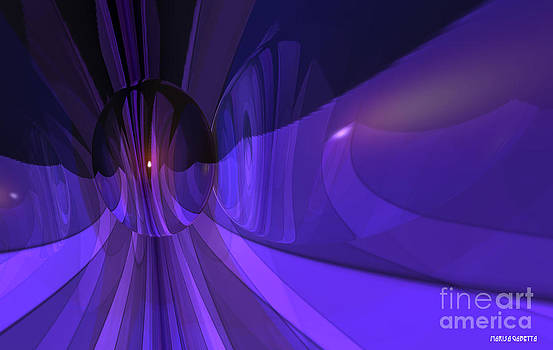 Purple Delight by Marisa Gabetta