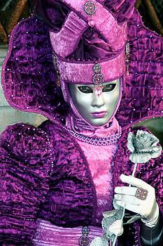 Donna Corless - Purple Diana