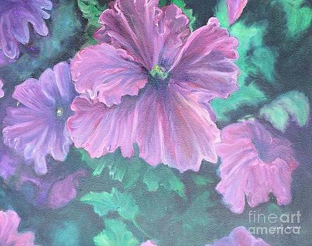 Purple Passion  by Judy Groves