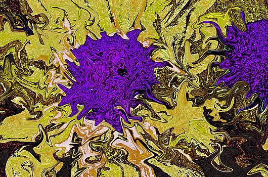 Purple Rain... by Tanya Tanski