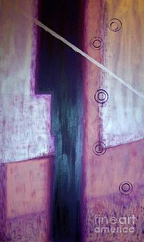 Purple Two by Judy Groves