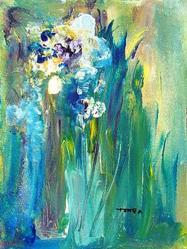 Tonya Schultz - Purple Vase