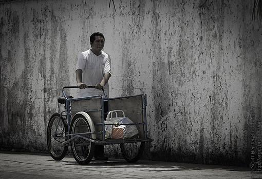 Push Cart by Scott Heister
